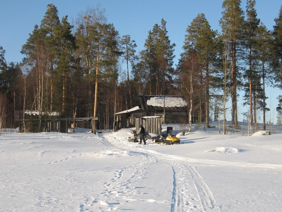 A2/Hütte am See mit Banja